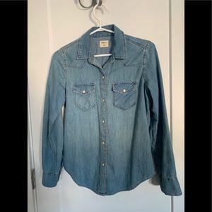 GAP Western Denim Shirt